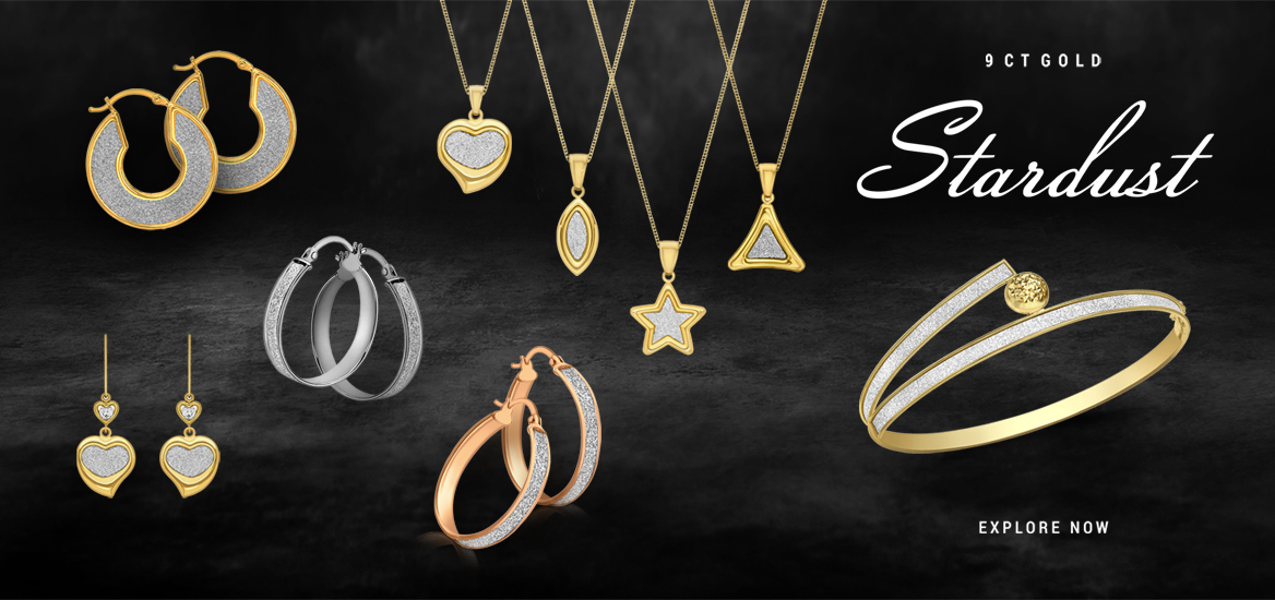Stardust Jewellery Collection, IBB London