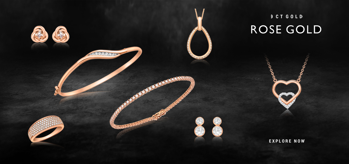Rose Gold Collection, IBB London